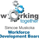 Simcoe Muskoka Workforce Development Board logo