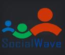 Socialwave logo icon