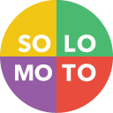 Contact Us — Solomoto logo icon
