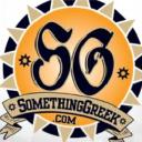 Something Greek logo icon