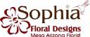 Sophia Floral Designs logo