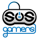 S.O.S. Gamers Inc. logo