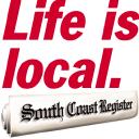 South Coast Register logo icon