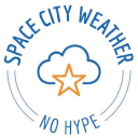 Space City Weather logo icon