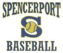 Spencerport Junior Baseball logo
