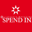 SPEND IN magazine logo