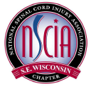 National Spinal Cord Injury Association Southeastern Wisconsin Chapter Logo