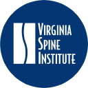 Virginia Spine Institute logo icon