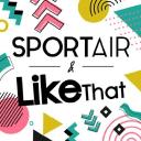 Sportair logo icon
