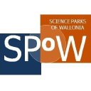 SPoW (Science Parks of Wallonia) logo