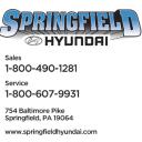 Springfield Hyundai logo