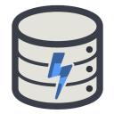 Sql Bolt logo icon