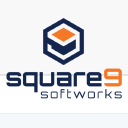 Square 9 logo icon