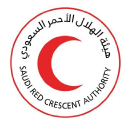 Saudi Red Crescent Authority logo