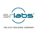 SR LABS - The Eye Tracking Company logo