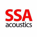 SSA Acoustics, LLP logo