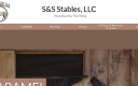 S&S Stables LLC logo