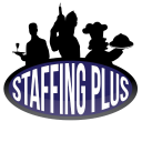 STAFFING PLUS - Servers, Bartenders, and Chefs logo
