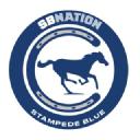Stampede Blue logo icon