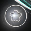 STARWORKS as logo
