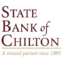 State Bank of Chilton logo