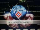 S T CARGO SERVICES logo