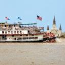 Steamboat Natchez logo icon