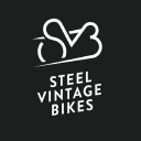 Steel Vintage Bikes logo icon