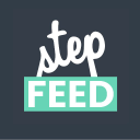 Step Feed logo icon