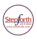 Step Forth logo icon