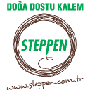 STEPPEN - Eco Friendly Pen logo
