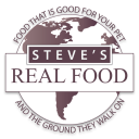 Steve's Real Food? logo