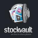 Stockvault logo icon