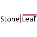 STONELEAF : La feuille de pierre naturelle logo