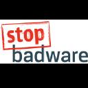 Stop Badware logo icon