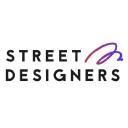 Animation soirée entreprises - Logo de l'entreprise StreetDesigners pour une préstation en réalité virtuelle avec la société TKorp, experte en réalité virtuelle, graffiti virtuel, et digitalisation des entreprises (développement et événementiel)