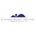 Strings Music Festival logo