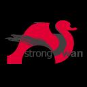 Strong Swan logo icon