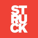 Struck A Creative Agency logo icon