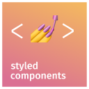 Styled Components logo icon
