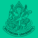 Silpakorn University logo