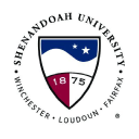 Shenandoah University Company Logo