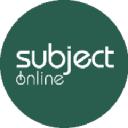 SUBJECTonline logo