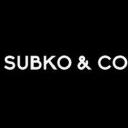 SUBKO & CO logo