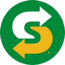 Subway France logo icon