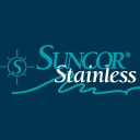 Suncor Stainless logo icon