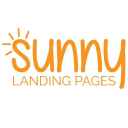 Sunny Landing Pages logo icon