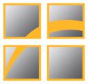 Sunrise Windows logo icon