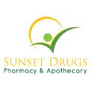 Sunset Drugs logo