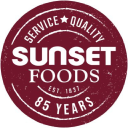Sunset Foods logo icon